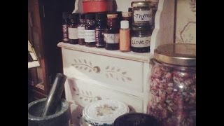 My Herbal Apothecary Tour