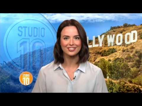 Ashleigh Brewer: From Ramsay St To Hollywood  Studio 10