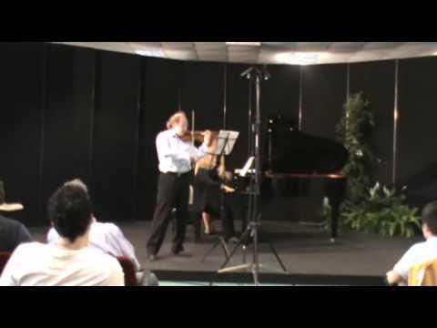 Cremona Pianoforte - Performance Ilya Grubert e Alena Cherny