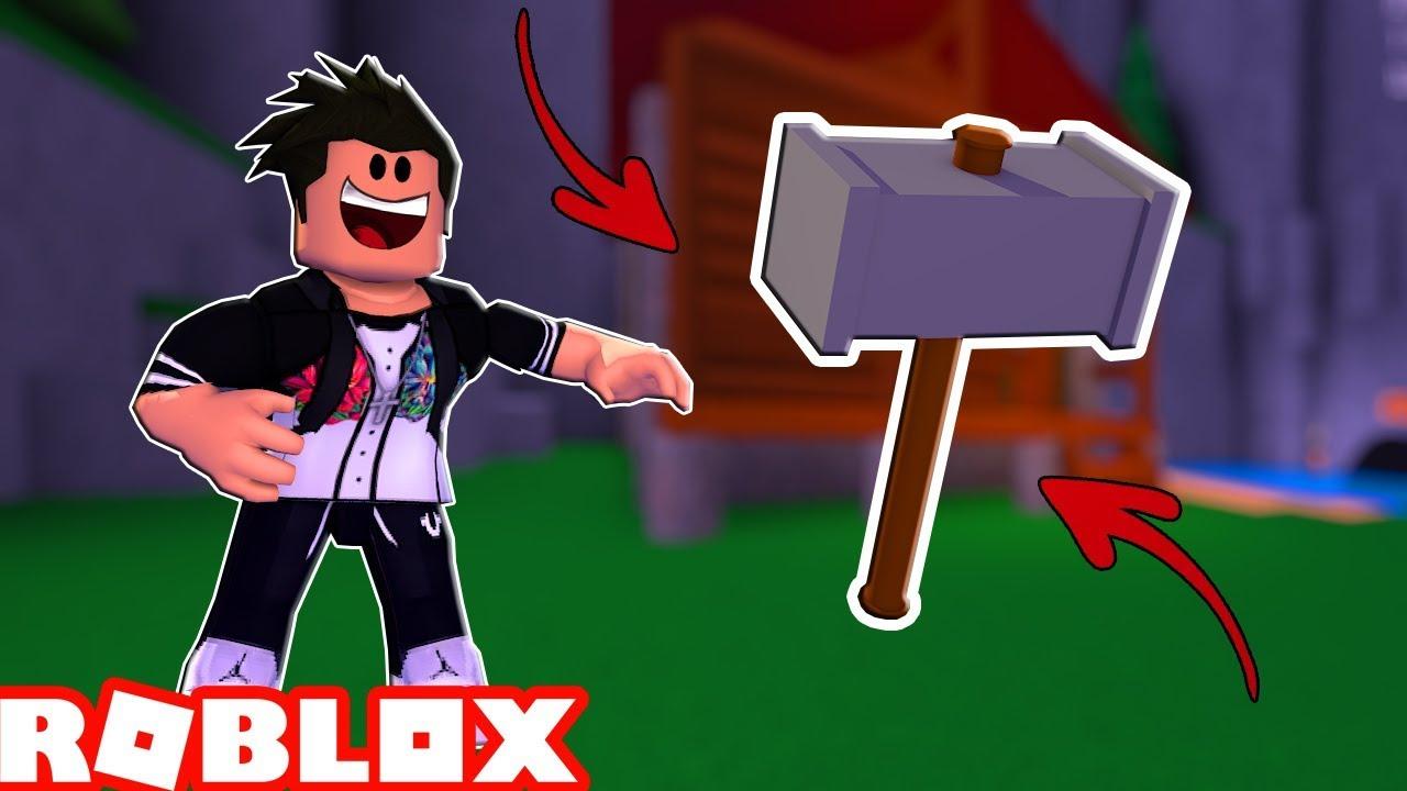 Roblox A Fera Da Marreta Noob Flee The Facility Luluca Games Comprei A Marreta De 399 Robux No Flee The Facility Youtube
