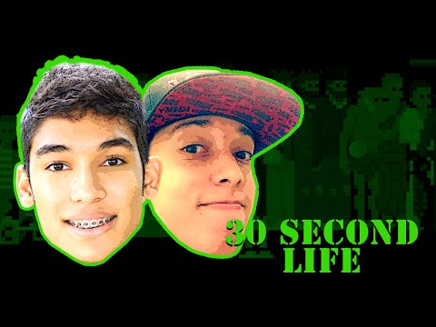 VIREI O BÁTEMA !! - 30 SECONDS LIFE