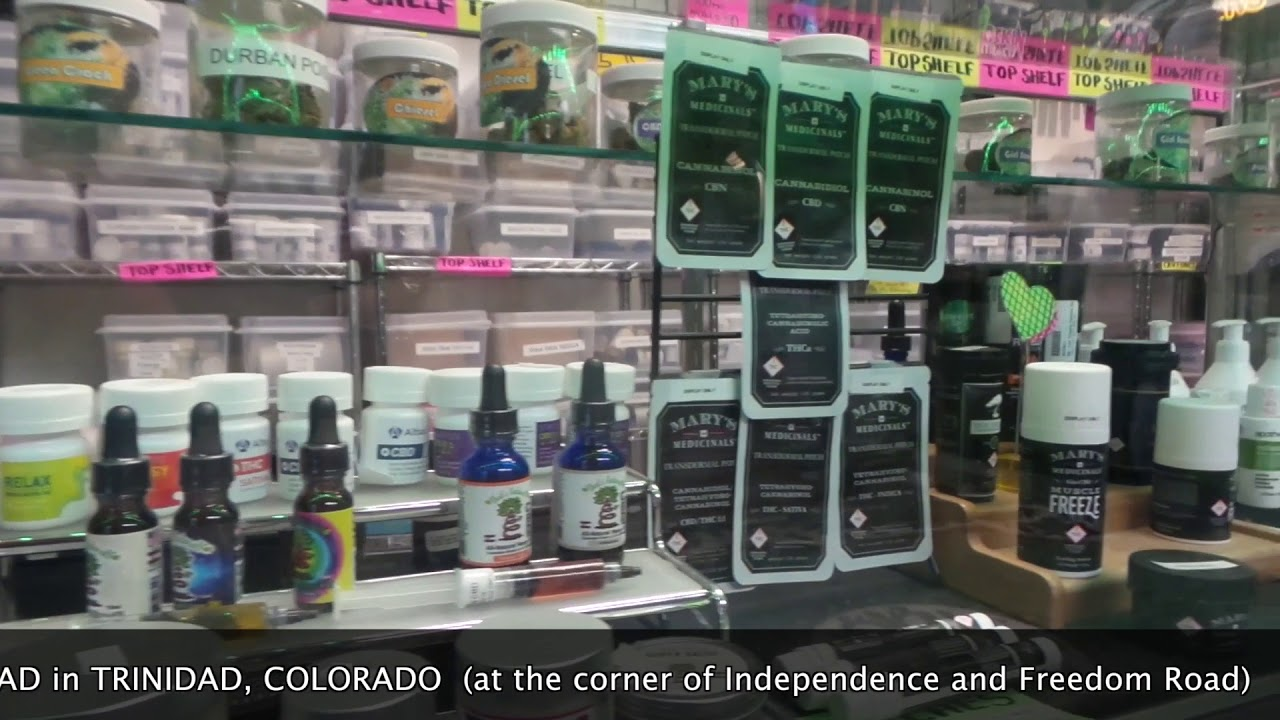 Trinidad Colorado Dispensary | Colorado Weed Stores