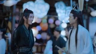 The Untamed 陈情令 :Qu Jin Chen Qing (曲尽陈情):Wang Yibo 王一博 & XiaoZhan 肖战
