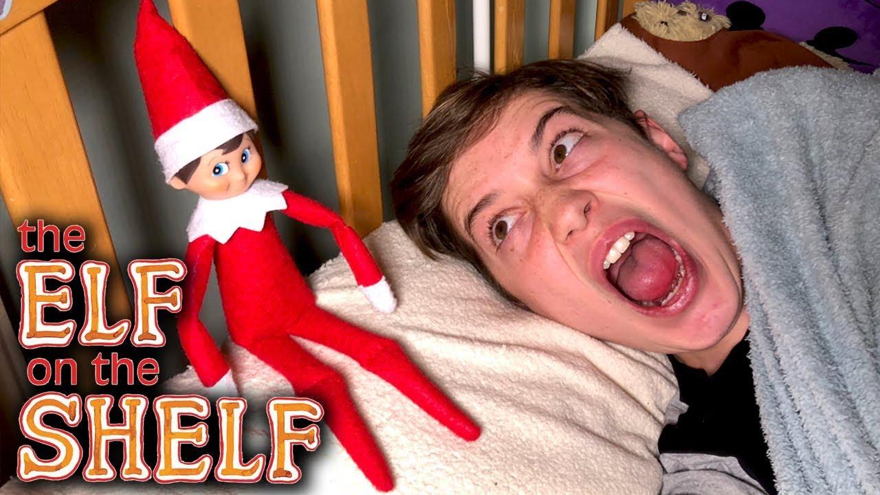 Elf On The Shelf - Kids Christmas Parody - YouTube