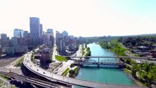Calgary-skyline City