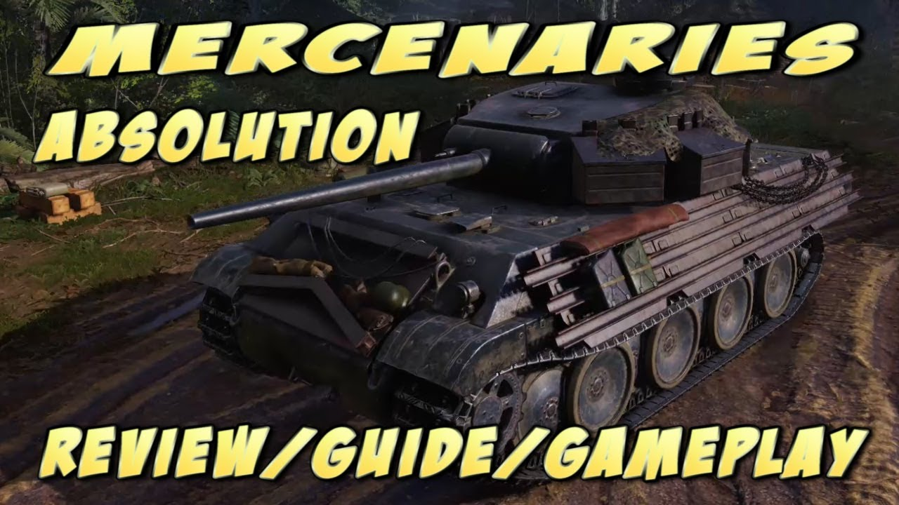 Download World of Tanks console: Mercenaries Absolution Tier VI Review/Guide