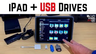 Gambar cover How to use USB drives with an iPad/iPhone