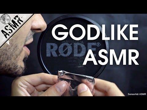 Godlike ASMR Tingles (AGS)