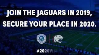 University Of South Alabama Jaguar Athletic Fund Official