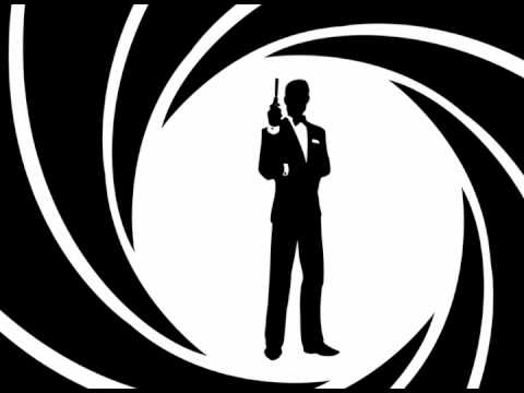 007 : James Bond : Theme - YouTube