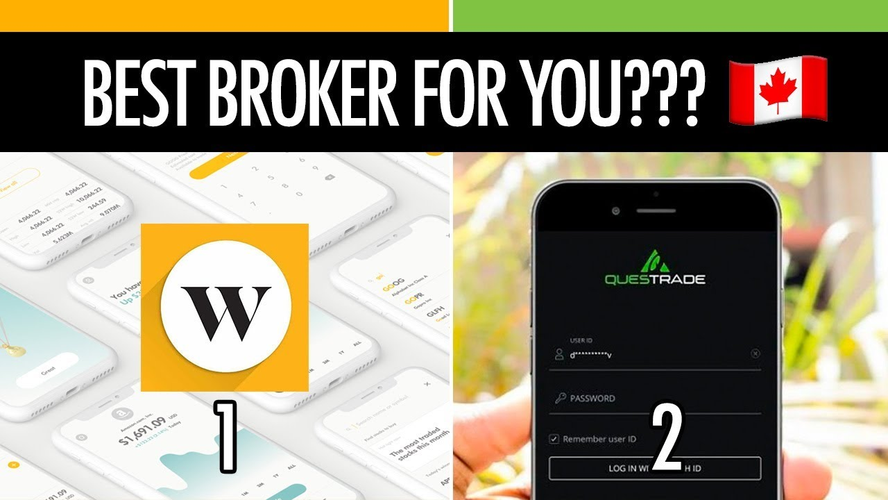 Questrade vs Wealthsimple | Which Is BETTER For Canadians? (Comparison  Video)