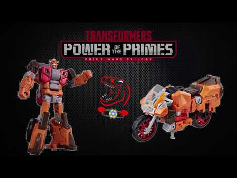 Transformers Power of the Primes Wreck-Gar Video Review