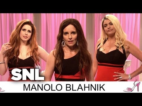 Manolo Blahnik - Saturday Night Live