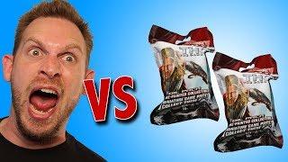 Thor the Dark World Foil Packs Unboxing