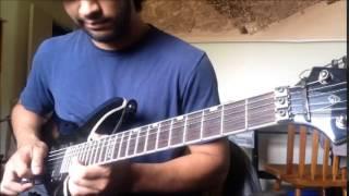 Andy James Guitar Academy Dream Rig Competition - Romel Munoz