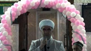 Рамазон суҳбатлари «Ижтимоий одоблар» (15-кун)