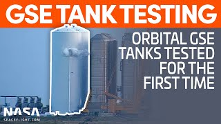 Orbital Tank Farm Tested for the First Time   SpaceX Boca Chica