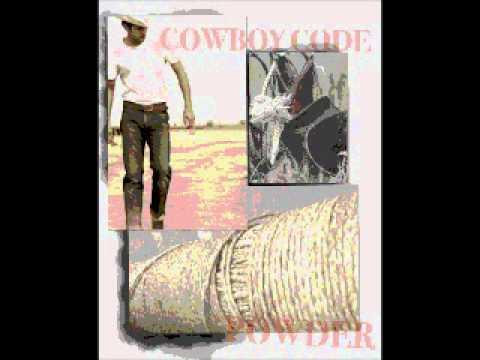 Cowboy Code Powder