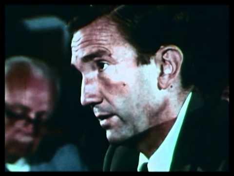 Ramsey Clark on gun control laws 1968