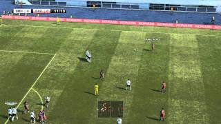 PES 2011 PC Demo Gameplay 1/2 - HD