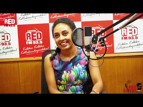 Pearle Maaney | Red Carpet | RJ Mike | Red FM Malayalam