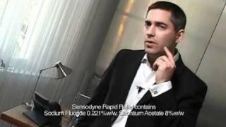 Sensodyne Rapid Relief Toothpaste NZ TV Ad 2011