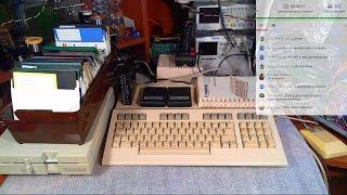 Распаковки (№2) и запуск C128 [Запись]