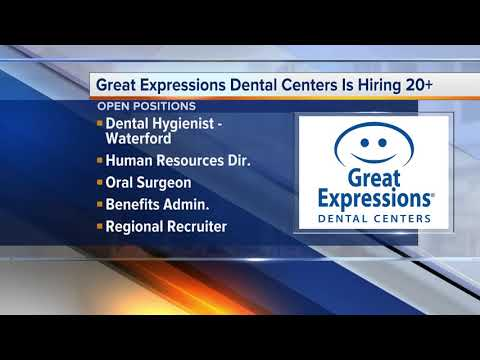 Workers Wanted: Great Expressions Dental Centers is hiring