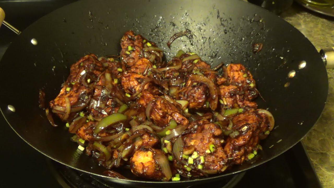Chilli Chicken Dry  How To Make Chilli Chiken By Home Kitchen