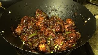 Chilli Chicken Dry - How to make Chilli Chiken by Home Kitchen thumbnail