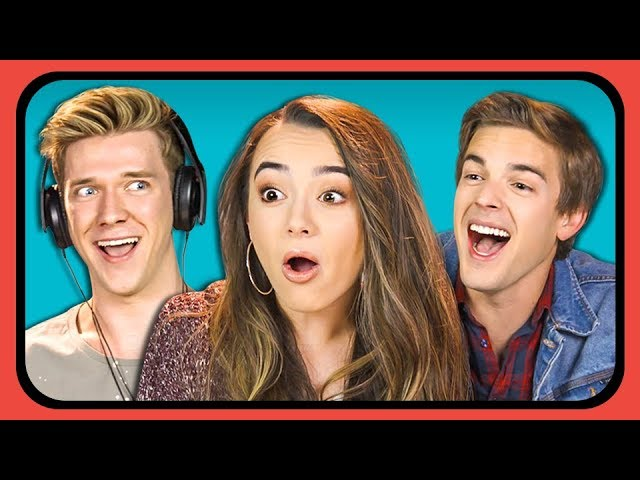 YOUTUBERS REACT TO RICKROLL - 10th ANNIVERSARY