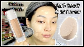 NEW Fenty Beauty Pro Filt'r Soft Matte Foundation & Precision Sponge Review