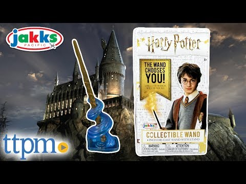 Harry Potter Die-Cast Collectible Wand Series 2 4 Inch Ron Weasley