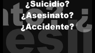Repeat youtube video La misteriosa muerte de la esposa de Enrique Peña Nieto