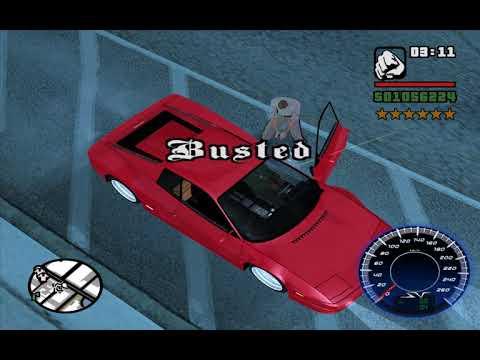 GTA SA Busted 3