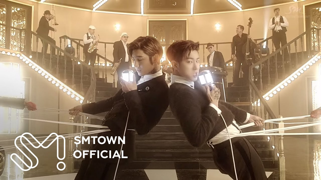 tvxq 동방신기 something mv youtube