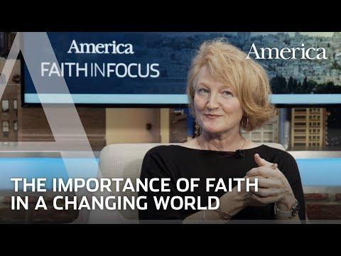 [BONUS CLIP] Krista Tippett on the changing face of religion  Faith in Focus