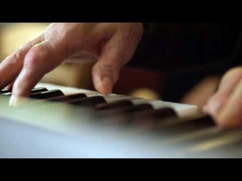 Making Music 07 (keyboard) / Free Stock Footage