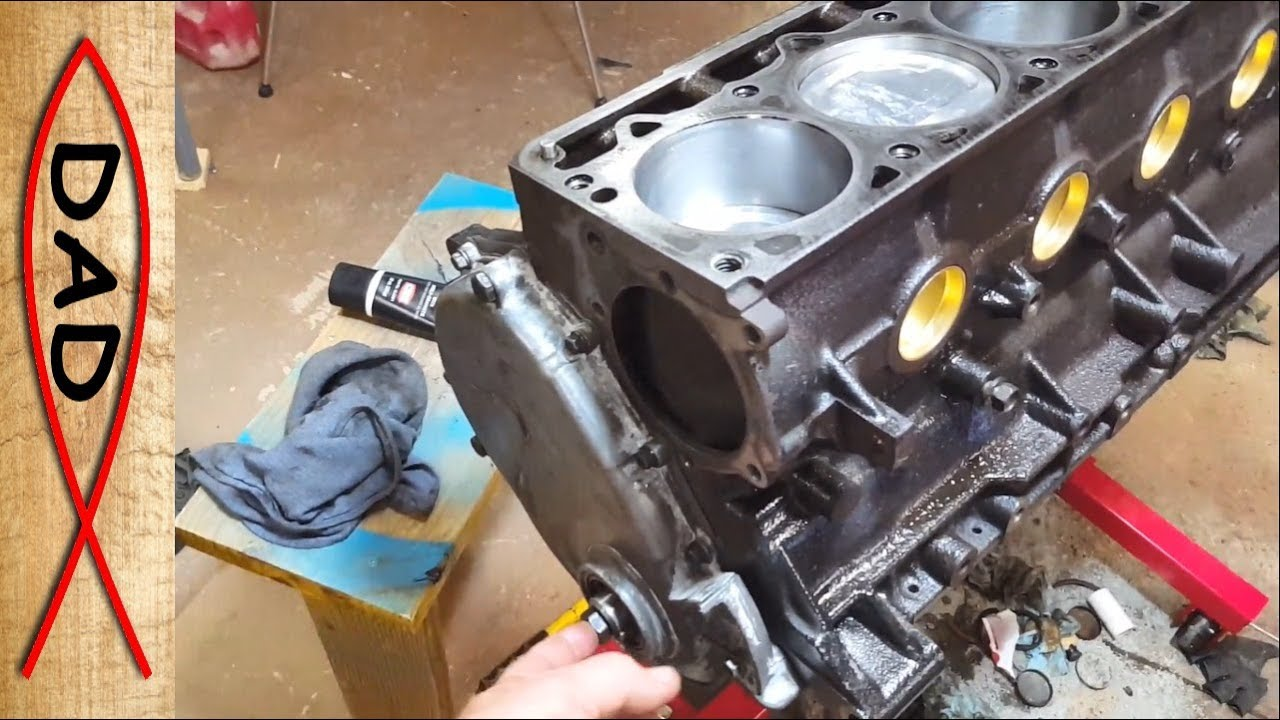 hight resolution of anyone can rebuild an engine jeep 4 0l rebuild project part 4