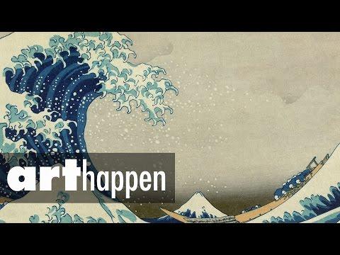Die Große Welle Vor Kanagawa In 60 Sekunden Youtube