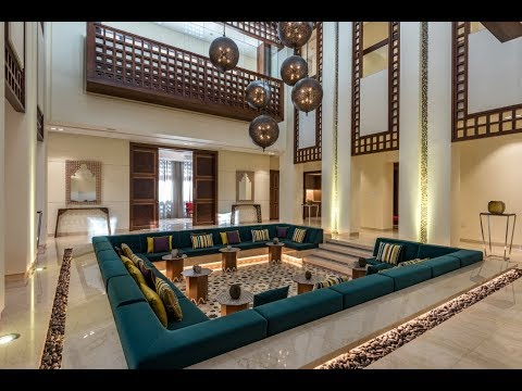 Modern Arabic Mansion, Dubai, United Arab Emirates | Gulf So