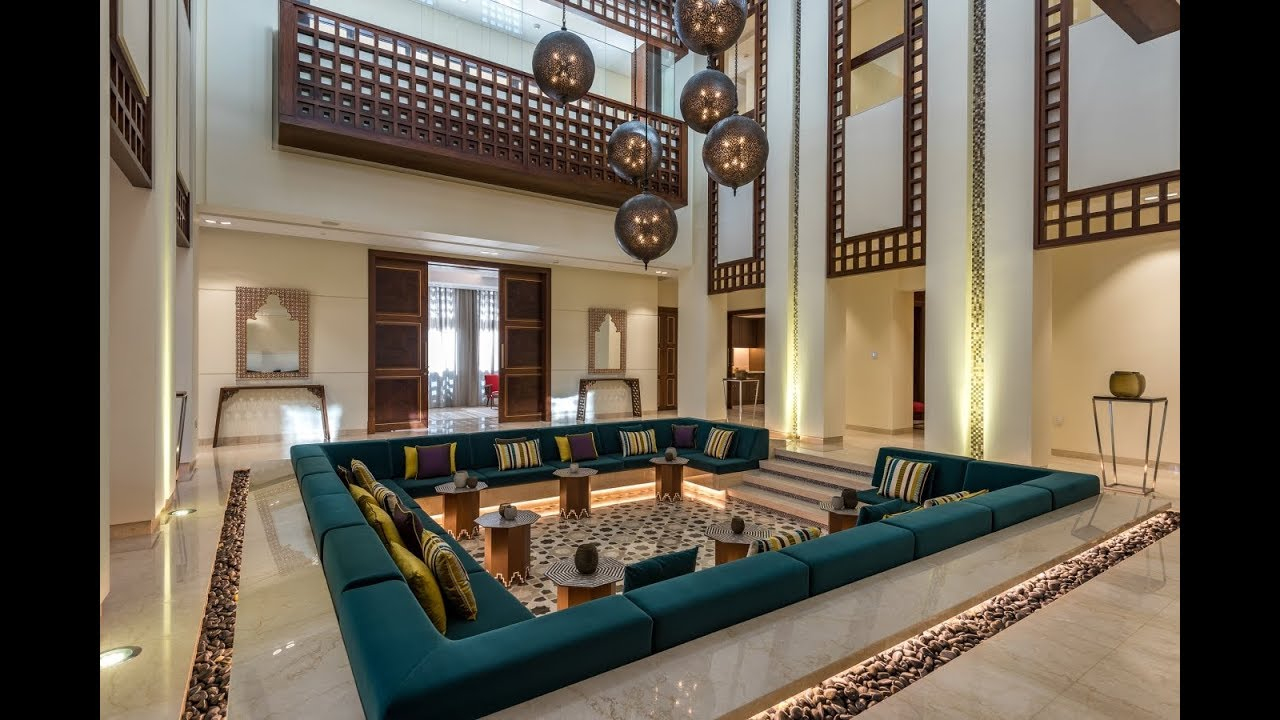 Modern Arabic Mansion Dubai United Arab Emirates Gulf Sotheby S