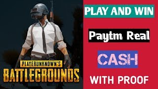 Play Pubg and Win Real cash Tamil   paly Pubg and win paytm cash   Super tech version