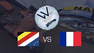 WTC 2018   Belgium/Netherlands vs France