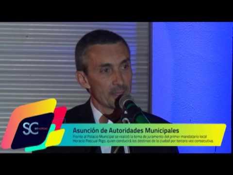 San Cristóbal en Noticias - Diciembre - Asunción de autoridades