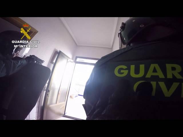 Enfrentamiento armado en Argamasilla
