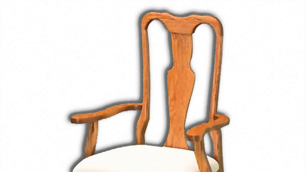 Queen anne chair history - The History Of Queen Anne Style Furniture