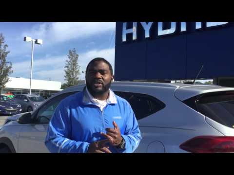 Hello Karen, Check out this video on the 2016 Hyundai Tucson at Tameron Hyundai in Hoover, AL