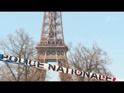 Президент Франции предупредил о риске распада европейского сообщества из-за коронавируса.