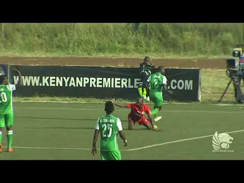 Ulinzi Stars controversial Penalty against Gor Mahia